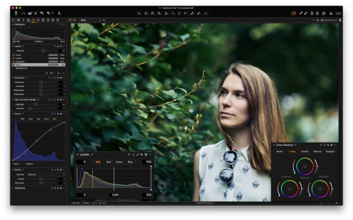 Capture One Pro 11 Free Download