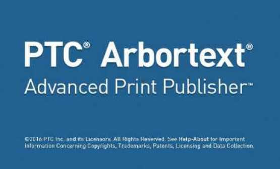 PTC Arbortext Advanced Print Publisher 11.2 M020 Free Download