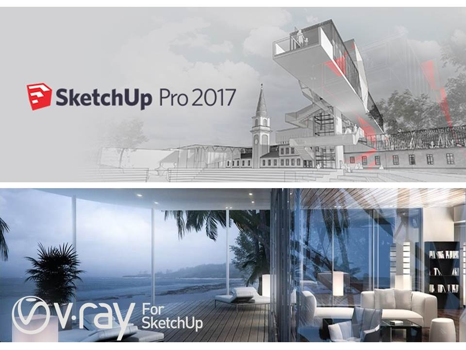 Download V-Ray for SketchUp 2017