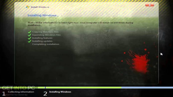 Windows 7 ROG RAMPAGE 64 bit ISO Latest Version Download-GetintoPC.com