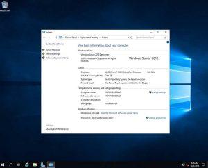 Microsoft Windows Server 2019 Free Download
