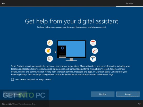 Windows 10 AIO 19H1 32 64 Bit Feb 2019 Screenshot 6-GetintoPC.com