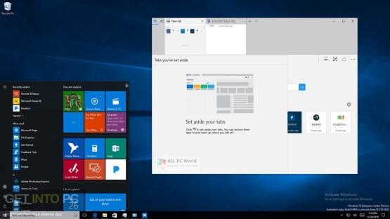 Windows 10 Lite Edition v8 2019 Latest Version Download-GetintoPC.com