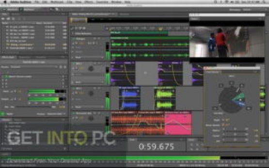 Adobe Audition CC 2020 Free Download-GetintoPC.com