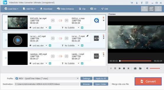 Videosolo Video Converter Ultimate Latest Version Download