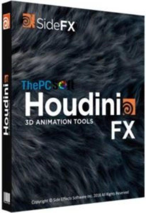 SideFX-Houdini-FX-2020-Free-Download