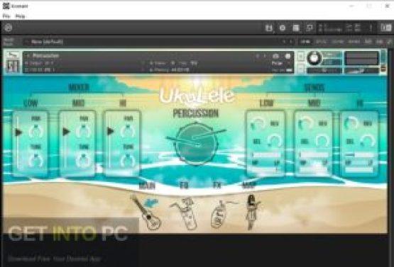 Splash the Sound Ukulele (KONTAKT) Offline Installer Download-GetintoPC.com