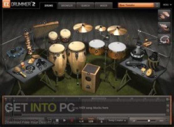 Toontrack Latin Cuban Percussion EZX Latest Version Download-GetintoPC.com