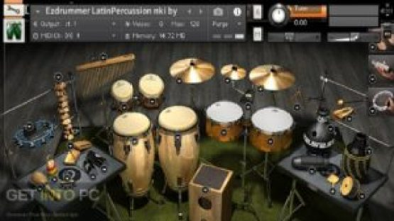 Toontrack Latin Cuban Percussion EZX Offline Installer Download-GetintoPC.com