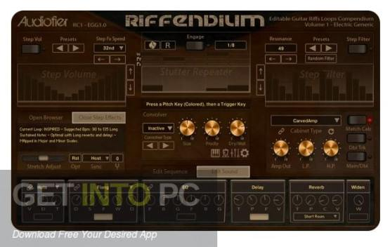 Audiofier - Riffendium Bass Offline Installer Download
