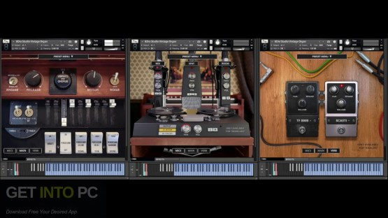8Dio - the Vintage Studio the Series a Wurlitzer Electric's the Piano (KONTAKT) Latest Version Download