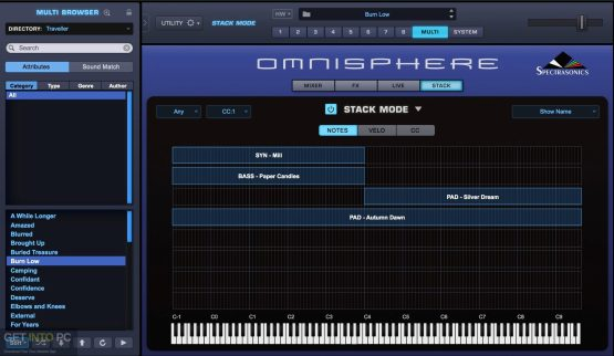 the Triple Spiral the Audio - the Empty the Fields 2 (OMNISPHERE) Direct Link Download