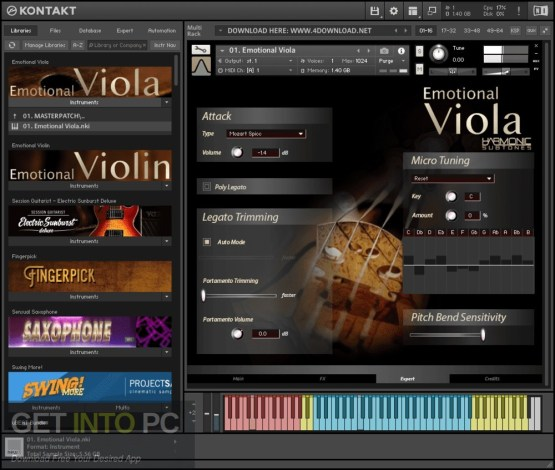 Best Service - Emotional Viola Offline Installer Download