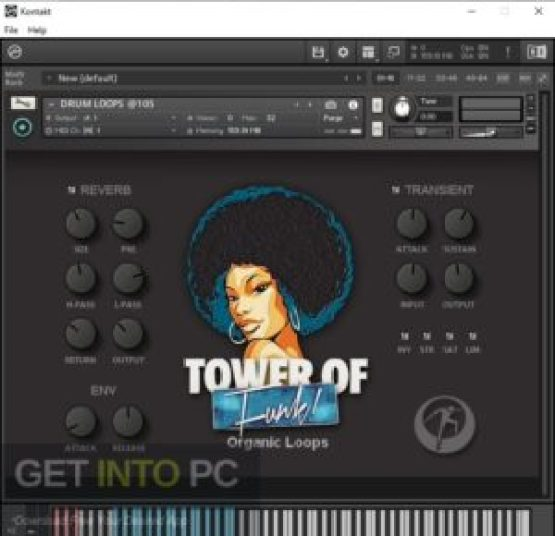 Organic Loops Tower Of Funk Offline Installer Download-GetintoPC.com.jpeg