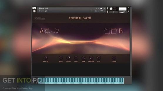 The Native Instruments' - etheral Earth 2.0.1 (KONTAKT) Offline Installer Download