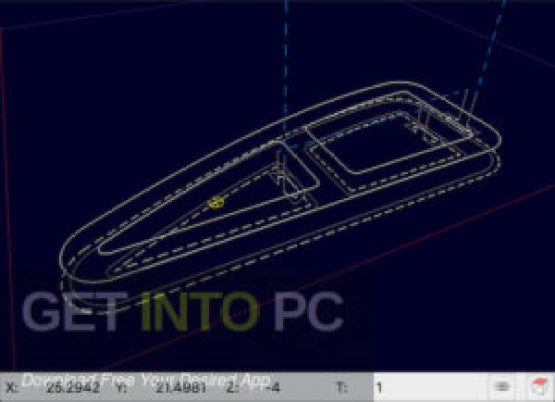 QCAD CAM Professional Direct Link Download-GetintoPC.com.jpeg