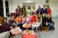 Christmas Postcard Workshop