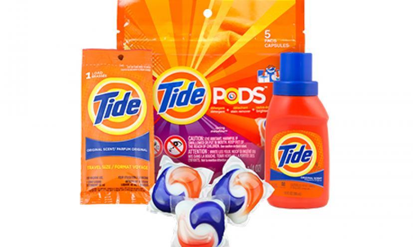 free tide sample get