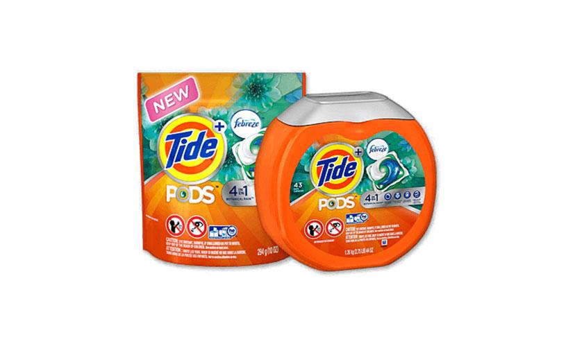 get free tide pods