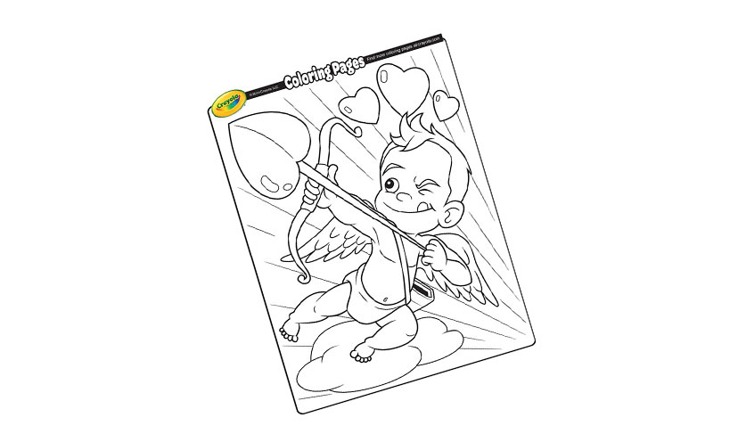 Get FREE Valentine's Day Coloring & Bingo Pages!
