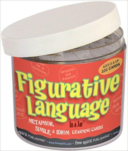 Figurative Language In a Jar® Cards