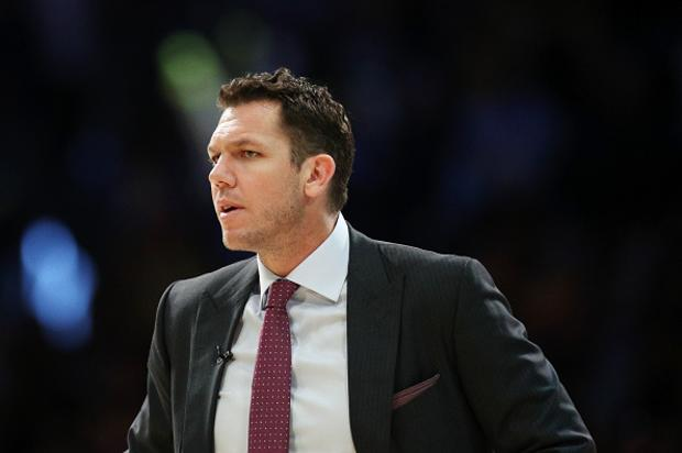 """Luke Walton's Attorney Issues Statement On """"Baseless"""" Sexual Assault Allegations"""