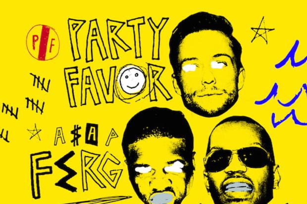 "A$AP Ferg & Juicy J Link Up On Party Favor's ""Wait A Minute"""