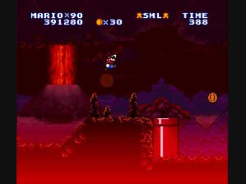 Samples: SMW Custom Music – Track 1935 (Metroid: Zero Mission – Kraid's Lair) (Variety 2)