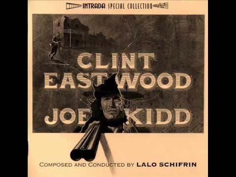 Samples: Lalo  Schifrin – Main title (Joe Kidd ost)
