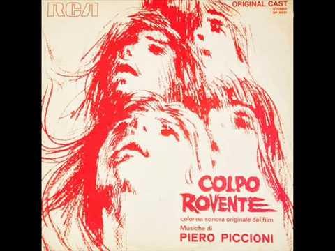 Samples: Piero Piccioni (Italia, 1970) – Colpo Rovente