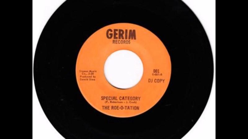 Samples: The Roe-O-Tation – Special Category (USA 1970)