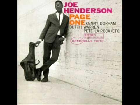 Samples: Joe Henderson  –  Blue Bossa
