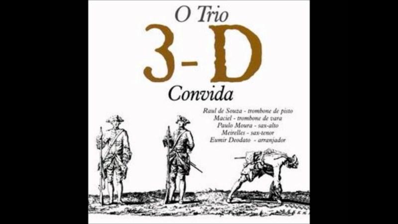 Samples: O Trio 3d – Batucada Surgiu