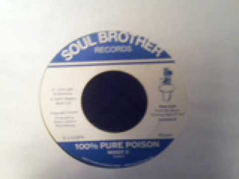 Samples: 100% Pure Poison – Windy C – Soul Brother Pressing