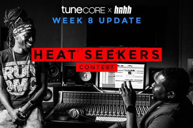 """Submit Your Music For The """"Heat Seekers"""" Contest: Week Eight Artist Spotlights"""