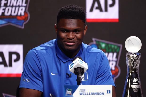 Zion Williamson's Stepfather Denies Rumors Of Return To Duke