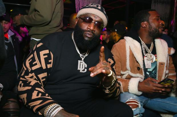 """Rick Ross Called Out By """"48 Laws Of Power"""" Author Robert Greene Over """"Wuzzup"""" Bars"""