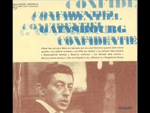 Samples: Serge Gainsbourg – La saison des pluies
