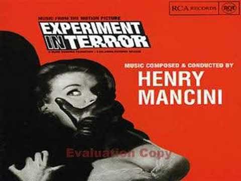 Samples: Henry Mancini – Experiment In Terror