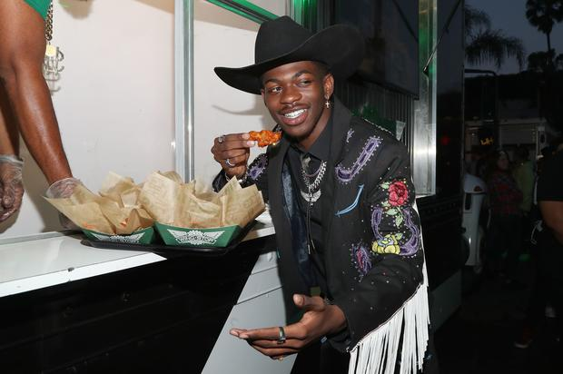 """Anderson .Paak Brings Out Lil Nas X To Perform """"Old Town Road"""" In Boston"""
