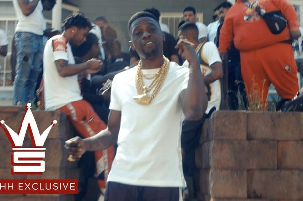 "Boosie Badazz Comes Through With ""Off The Flap"" Music Video"