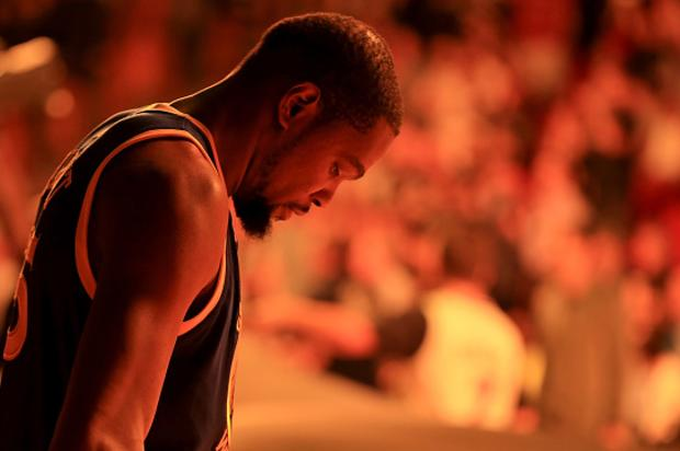 """Kevin Durant Rumors: Opting In With Warriors Is """"Last Resort"""""""