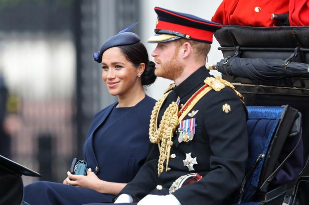 Royal Family Unveils First Photo Of Baby Archie For Father's Day