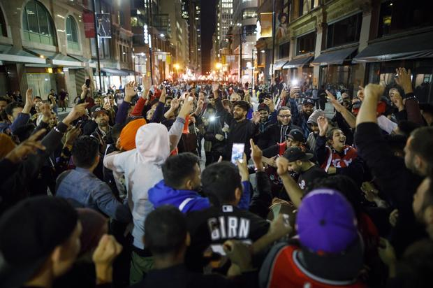 Gunshots Reportedly Fired At Toronto Raptors Parade, One Woman Injured