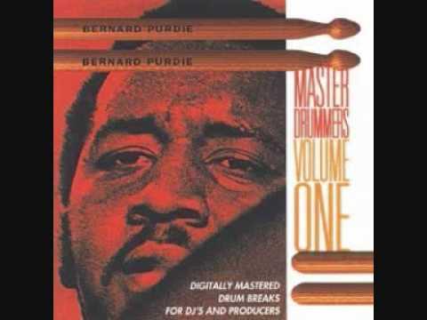 Samples: Bernard Purdie – Black Purd's Theme