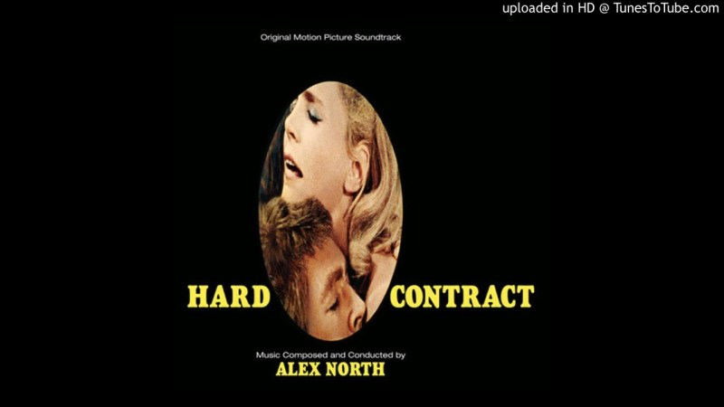 "Samples: Alex North – Main Title from ""Hard Contract"" (Jazz) (Soundtrack) (1969)"