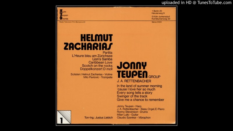 Samples: Jonny Teupen Group & J. A. Rettenbacher-In The Land Of Summer Morning