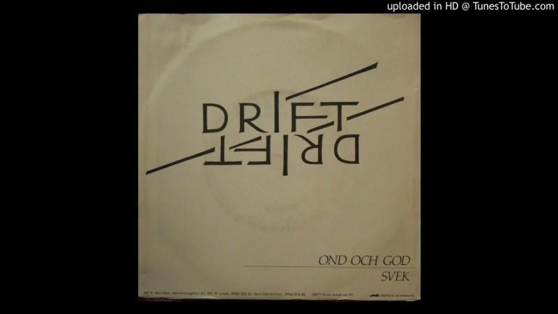 Samples: Drift-Svek