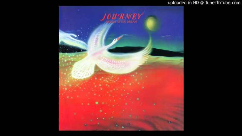 Samples: Journey-When The Love Has Gone