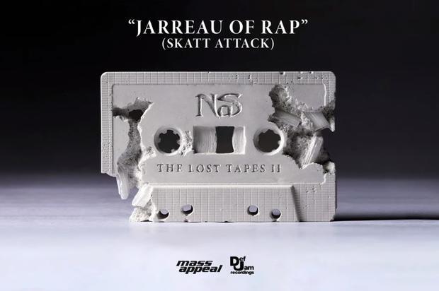 "Nas Jazzes Up ""Jarreau of Rap (Skatt Attack)"" With Al Jarreau & Keyon Harrold"